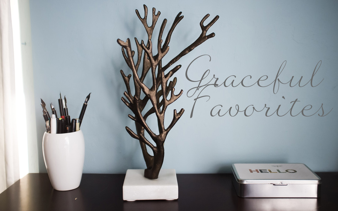 Graceful Favorites: Week 47