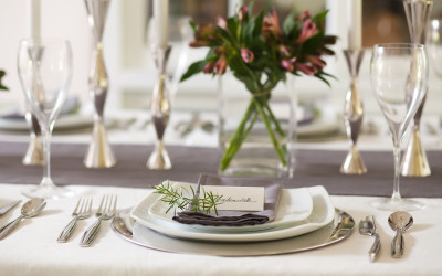 Three Table Themes for Thanksgiving