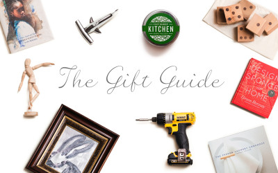 The Graceful Dwelling 2015 Holiday Gift Guide