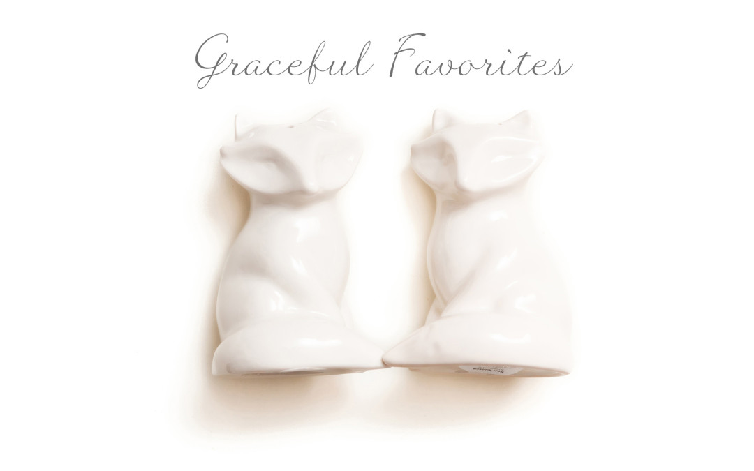 Graceful Favorites: Week 52