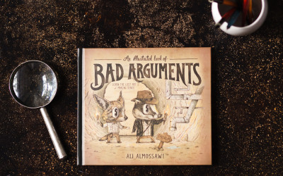 Graceful Favorites 2016 Week 7 – An Illustrated Book of Bad Arguments