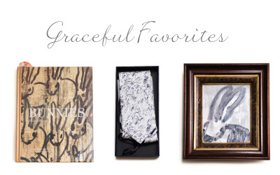Graceful Favorites 2016 Week 5 – Hunt Slonem